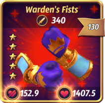 Warden'sFists