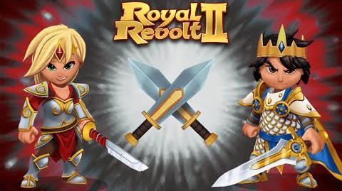 Royal Revolt 2 - Tutorial Alliance Wars