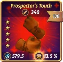 Prospector'sTouch
