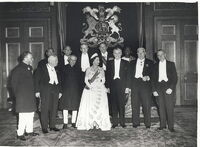 Queen Elizabeth II and Prime Minister's of the Commonwealth nations