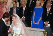 Prince Amedeo Wedding 11