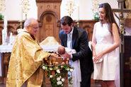 Amalia's Baptism Ceremony 4