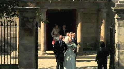 Zara Phillips and Mike Tindall's Private Wedding at Canongate Kirk
