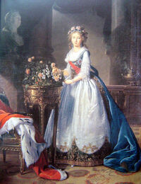 Empress Elizabeth Alexeivna of Russia