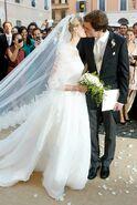 Prince Amedeo Wedding 25