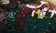 Suiseiseki Wallpaper