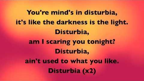 Disturbia Lyrics -- Rihanna-0