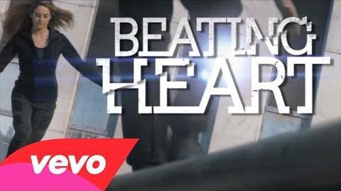Ellie Goulding - Beating Heart (Lyric Video) Love interest song..