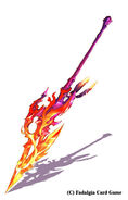 Magma Spear by Noxypia