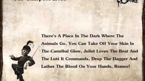 My Chemical Romance - The Sharpest Lives (Lyrics)