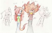 Ruza and Fire Arm
