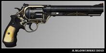 629 manga classic revolver by blackdonner-d6bqq7l