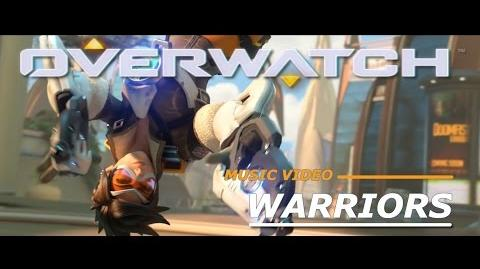 "Overwatch Music Video - ""Warriors"""