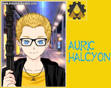 Auric titlecard