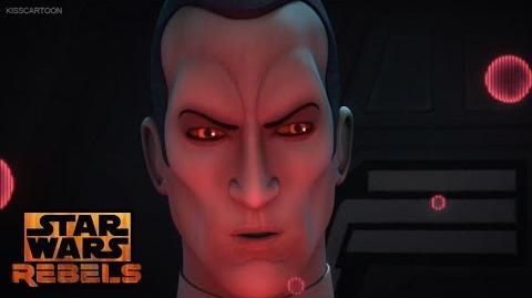 Star Wars Rebels-Thrawn Is one step closer to finding the Rebel Base