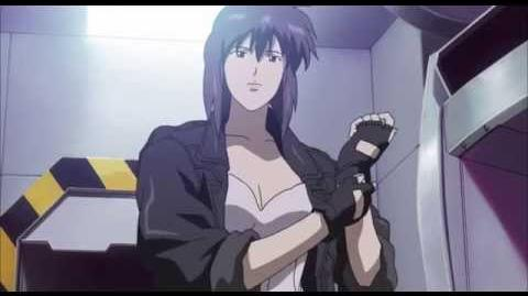 Ghost in the Shell- Solid State Society - Kusanagi Schools Batou