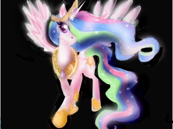 File:Princess Celestia ( Requested ) 600 450 q50.jpg