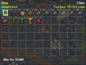 Dorpat Farmer inventory
