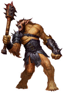 Monster Manual 5e - Bugbear - p33