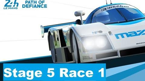 Path of Defiance Stage 5 Race 1 only R$ upgrades