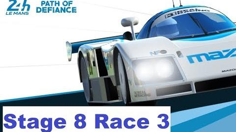 Path of Defiance Stage 8 Race 3 (3-1-3-2-3-2-1)