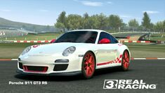 Showcase Porsche 911 GT3 RS