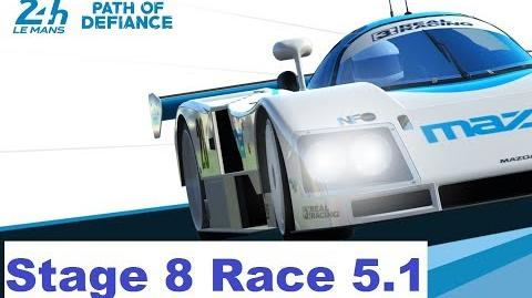 Path of Defiance Stage 8 Race 5 (3-1-3-2-3-2-1)