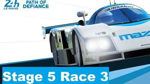 Path of Defiance Stage 5 Race 3
