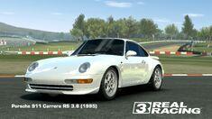 Showcase Porsche 911 Carrera RS 3.8 (1995)