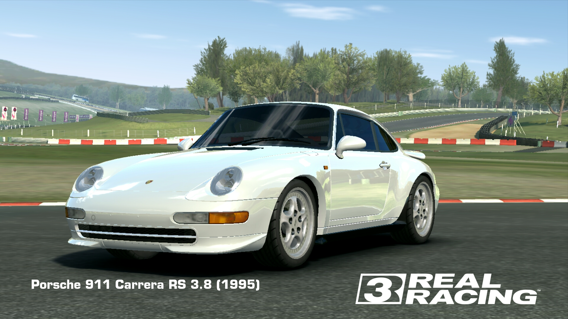 porsche 911 carrera rs 3 8 1995 real racing 3. Black Bedroom Furniture Sets. Home Design Ideas
