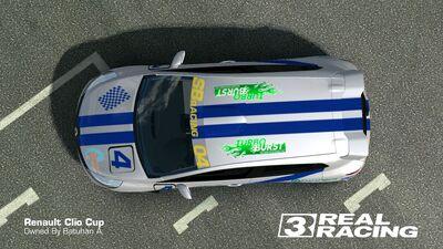 Clio Cup Team SB No.4 Top