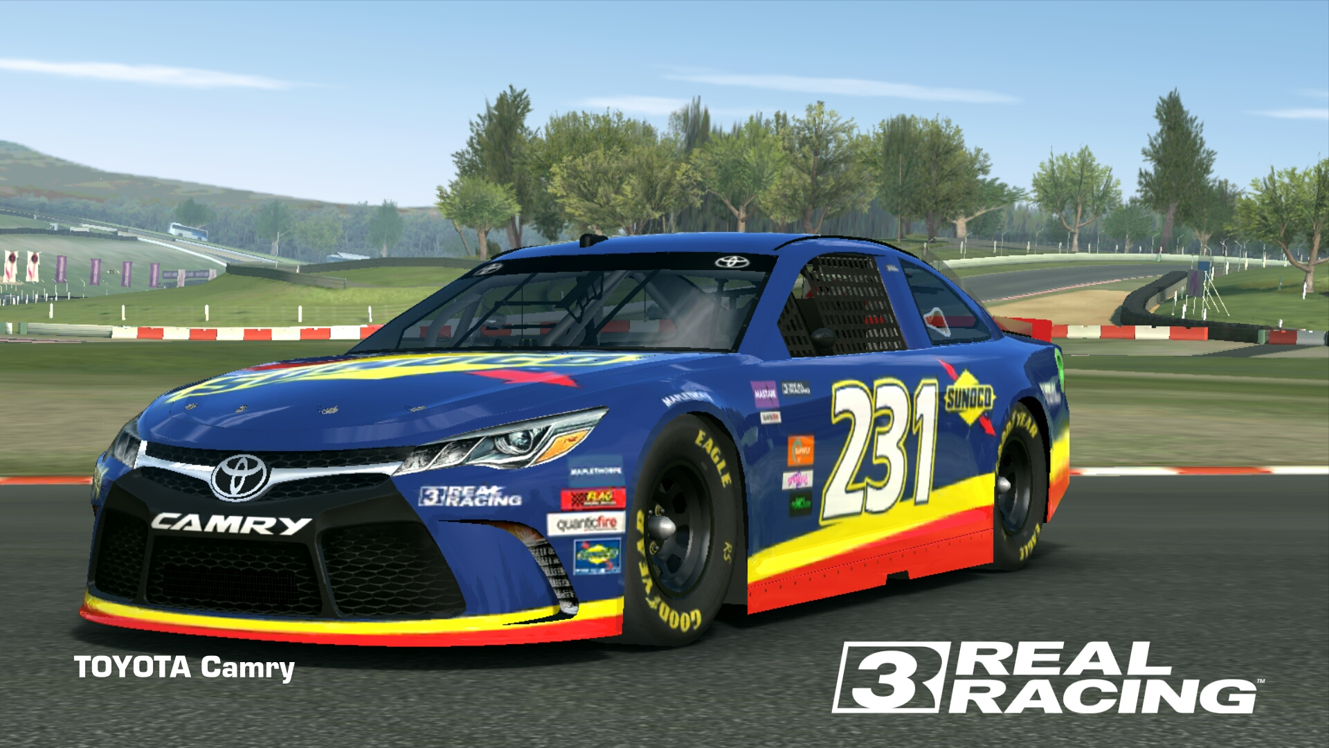 toyota camry sunoco real racing 3 wiki fandom powered by wikia. Black Bedroom Furniture Sets. Home Design Ideas