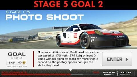 RennSport Redefined Stage 5 Goal 2 – Real Racing 3 (1111111 upgrades)