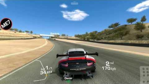 Real Racing 3; Rennsport Redefined Event; Stage 5