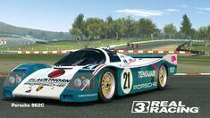 Showcase Porsche 962C
