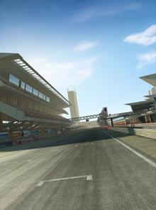 Circuit Dubai Autodrome