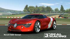 Showcase Renault DeZir Concept
