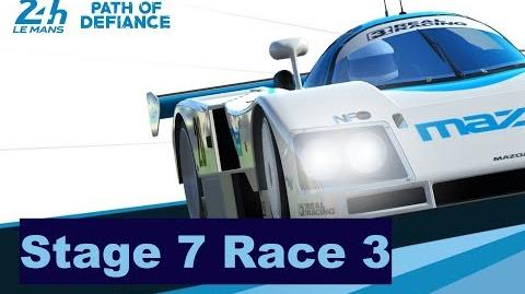 Path of Defiance Stage 7 Race 3 (3-1-3-2-3-2-1)