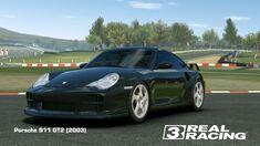 Showcase Porsche 911 GT2 (2003)