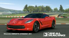 Showcase Chevrolet CORVETTE STINGRAY Z51