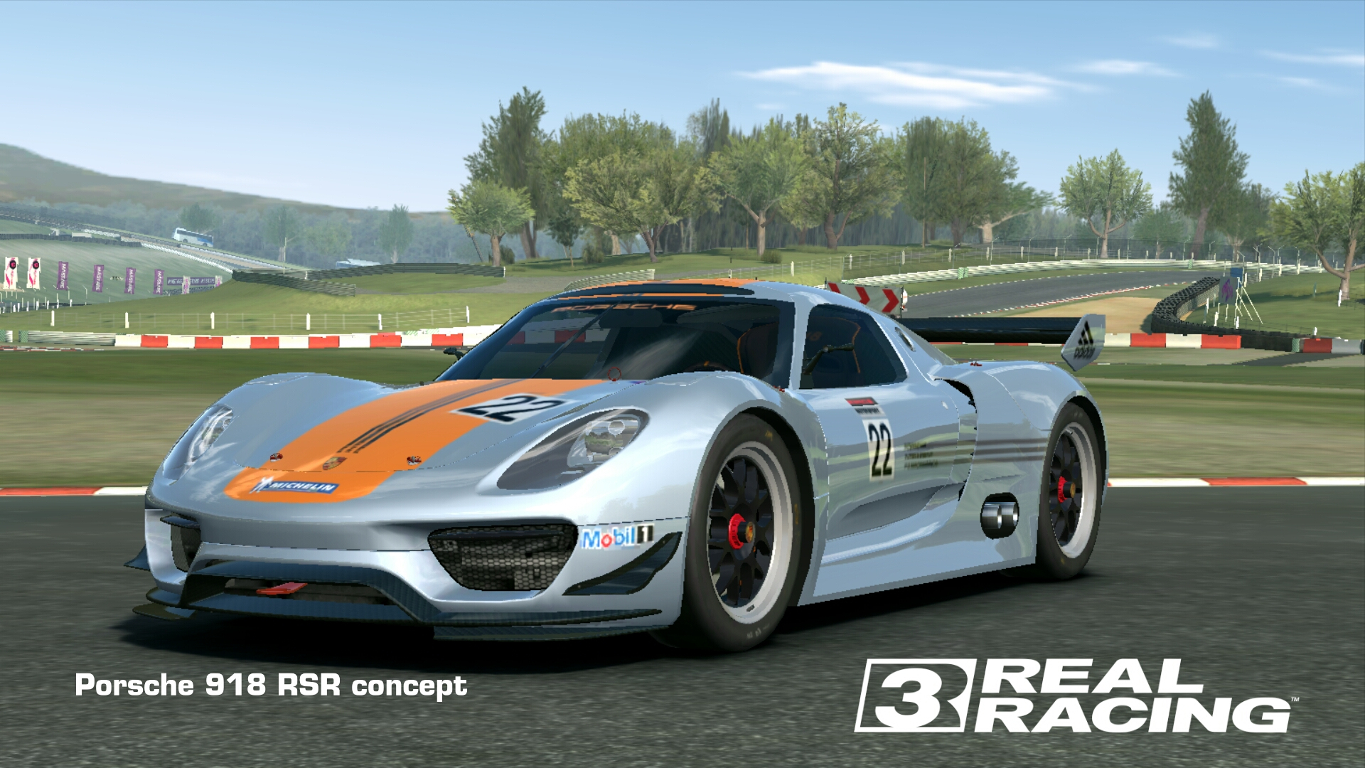 porsche 918 rsr concept real racing 3 wiki fandom powered by wikia. Black Bedroom Furniture Sets. Home Design Ideas