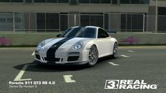 911 GT3 RS 4.0 (GT3 Cup Livery 2)
