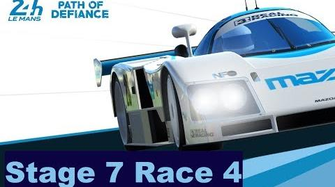 Path of Defiance Stage 7 Race 4 (3-1-3-2-3-2-1)