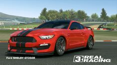 Showcase Ford SHELBY GT350R