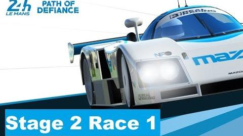 Path of Defiance Stage 2 Race 1