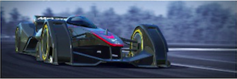 Series McLaren MP4-X (Exclusive Series)