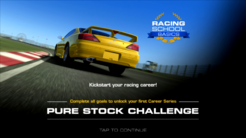 Racing School Basics