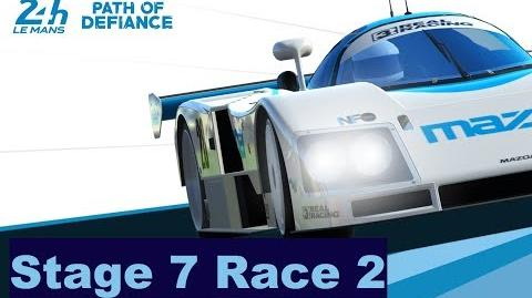 Path of Defiance Stage 7 Race 2 (3-1-3-2-3-2-1)