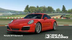 Showcase Porsche 911 Carrera S