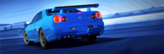 Series NISSAN SKYLINE GT-R V-spec (R34) (Exclusive Series)